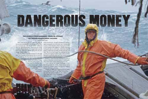 Spread one of Dangerous Money feature
